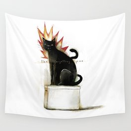 the forgetting game Wall Tapestry