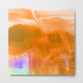 A Tranquil Dream No.1l by Kathy Morton Stanion Metal Print