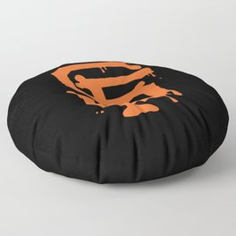 SF Bones Floor Pillow