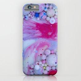 Bubbles Art Goji berry iPhone Case