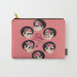 Frida's emotions Carry-All Pouch