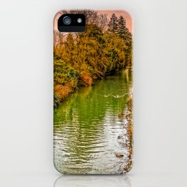 Kennet and Avon Canal iPhone Case