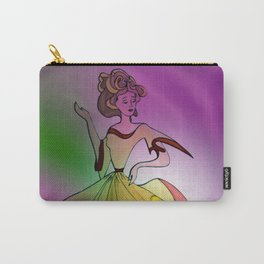vintage dance -bba- Carry-All Pouch