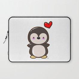 Penguin Kawaii Laptop Sleeve