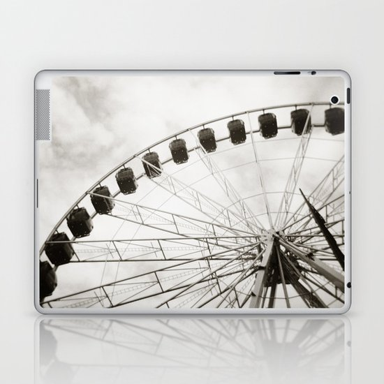 { ferris day out } Laptop & iPad Skin