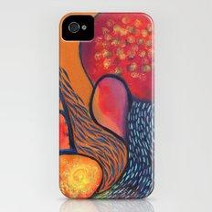 Dance in Orange Slim Case iPhone (4, 4s)