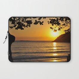 Tropical beachs - summer style Laptop Sleeve
