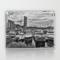 A Trip To The Marina. Laptop & iPad Skin