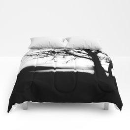 LAKE OF JOUX III (CH) Comforters