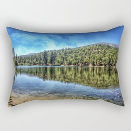 Big Bear. Rectangular Pillow