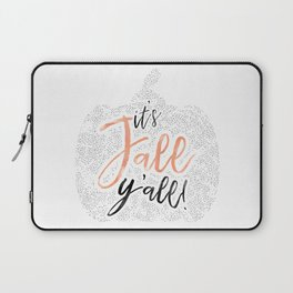 It's Fall Y'all! Laptop Sleeve