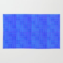 Interpretive Weaving (Nightfall) Rug