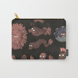 Decapodian Life Cycle Carry-All Pouch