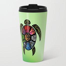 Bagua Turtle Travel Mug