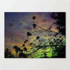 Prism Sun Canvas Print