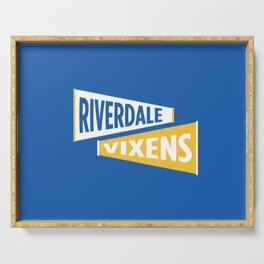 Riverdale High Vixens Serving Tray