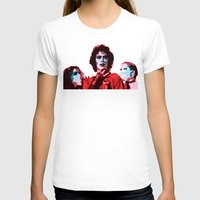 rocky horror picture show T-shirts featuring The Rocky Horror Picture Show - Pop Art by William Cuccio aka WCSmack