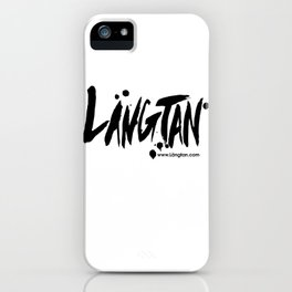 Längtan iPhone Case