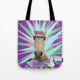 Unibrow Tote Bag