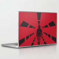 2001 Laptop & iPad Skins featuring 2001 by Geminianum