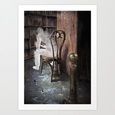 The Haunting Art Print