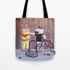 The Nick Yorkers in JUNE Tote Bag
