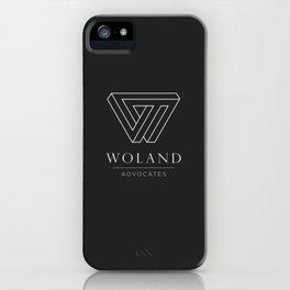 Woland Advocates iPhone Case