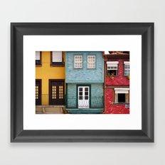 Porto 1 Framed Art Print