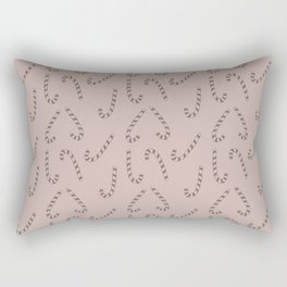 CANDY CANES I x II Rectangular Pillow