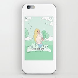Virgo - The Humanist iPhone Skin