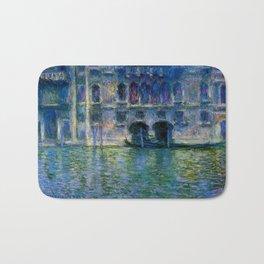 Claude Monet Palazzo da Mula, Venice Bath Mat