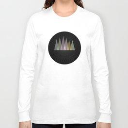 Nirvana Mountain Long Sleeve T-shirt