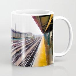 A platform view Coffee Mug