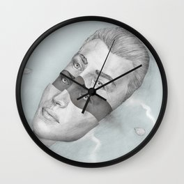 Outsider Wall Clock
