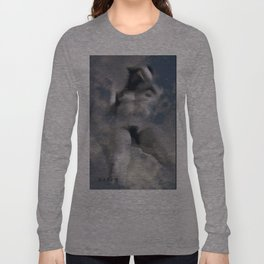 Nude in sky Long Sleeve T-shirt