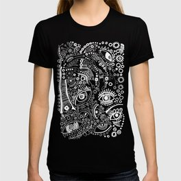 """The Watching Willow"" T-shirt"