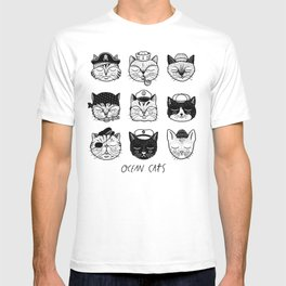 Ocean Cats T-shirt