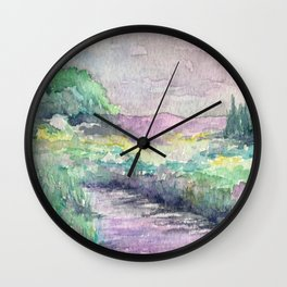 Midland Marsh Wall Clock
