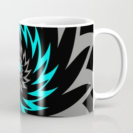 CYAN SAWBLADE Coffee Mug