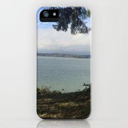 Hansville Panorama iPhone Case
