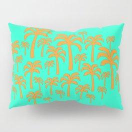 Plam tree patch Pillow Sham