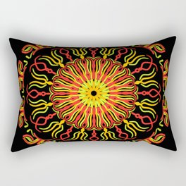 Chakram Devi Rectangular Pillow
