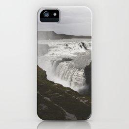 Gullfoss iPhone Case