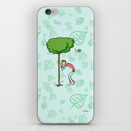 Wishes iPhone Skin