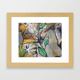 Dogwood Framed Art Print