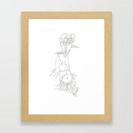 Paper_2 Framed Art Print