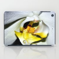 orchid iPad Cases featuring orchid by  Agostino Lo Coco
