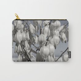 Yucca blossom Carry-All Pouch