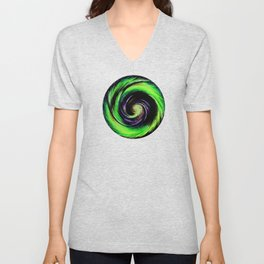 Green Eyed Monster - Whirlwind Romance Collection Unisex V-Neck