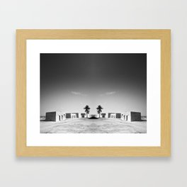 Al Khan  Framed Art Print
